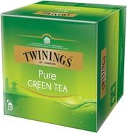 Twinings 50X2g Pure Green Tea