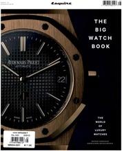 Esquire Big Watch Book, akl