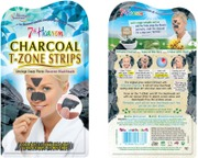 MJ 3 x T-Zone Strips - Charcoal & Tea Tree Strips