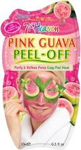 Montagne Jeunesse 7Th Heaven Pink Guava Peel-Off Face Mask 10Ml