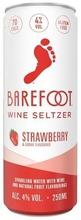 Barefoot Wine Seltzer Strawberry & Guava Flavoured