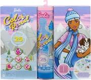 Barbie Color Reveal Advent Calendar Hbt74