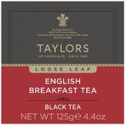 English Breakfast Tee 0,125Kg Taylors Of
