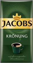Jacobs Krönung Classic 500 G, Tummapaahtoinen Suodatinkahvi Tyhjiöpakkauksessa