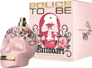 Police 40 Ml To Be Tattooart For Woman Eau De Parfum