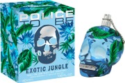 Police 40 ml To Be Exotic Jungle Him Eau de Toilette
