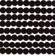 Marimekko 25Cm Räsymatto Musta 20Kpl Lautasliina