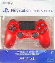 Ps4 Peliohjain Dualshock 4  Magma Red Punainen