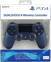 Playstation 4 Dualshock Midnight Sininen
