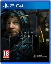 Playstation 4 Death St...