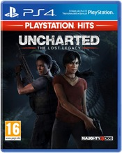 Playstation 4 Uncharted: The Lost Legacy