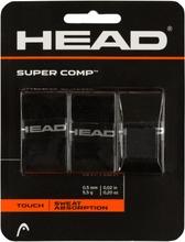 Head Supercomp -Tennispäälligrippi Musta