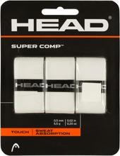 Head Supercomp -Tennispäälligrippi Valkoinen
