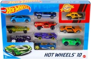Hot Wheels 10 Pikkuaut...