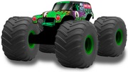 Monster Jam Rc Mega Gr...
