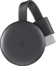 Google Chromecast 3. Sukupolvi Langaton Mediatoistin