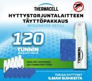 Täyttöpakkaus Mega Pack R-10 Thermacell-Hyttystorjuntalaitteeseen