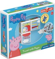 Geomag Magicube Travel With Peppa