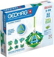 Geomag Classic Panels Green Line 52