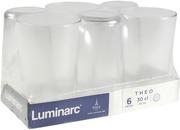 Luminarc Theo Juomalasi 30Cl 6Kpl