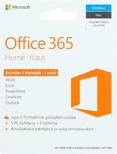 Microsoft Office 365 Home Pc Esd 1 Käyttäjä 5 Laitetta 1 Vuosi