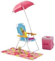 Barbie Pihakalusteet T...