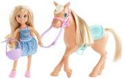 Barbie Chelsea Ja Poni...