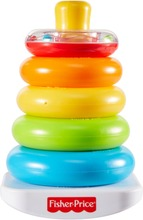 Fisher-Price Rock-A-Stack Rengastorni Aktivointilelu 9Kk