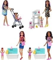 Barbie Babysitter Play...