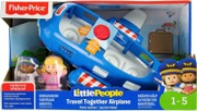 Fisher-Price Little People Travel Together Lentokone 1V