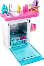 Barbie Huonekalut Leik...