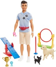 Barbie Ken Playset Gjm32