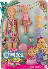 Barbie & Chelsea Story Set Gtm82