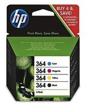 Hp 364 4-Väripakkaus