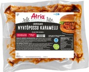Atria Nyhtöpossu Karamelli N1,3kg