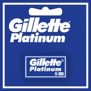 Gillette 5Kpl Platinum Terä
