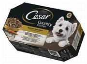 Cesar Country Special Selection 4x150g