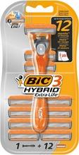 Bic 3 Hybrid Extra Lif...