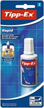 Tippex Rapid 20Ml Korjauslakka Valkoinen