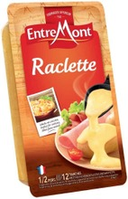 Entremont Raclette viipaleet 250g