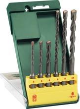 Bosch Vasaraporanteräsarja Sds-Plus 5-10 Mm 6-Osainen