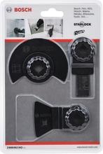 Bosch Starlock Laatoitussarja Basic 3-Osainen