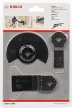 Bosch Starlock Puusarja Basic 3-Osainen