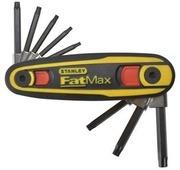 Stanley Fatmax 0-97-553 Torx-Avainsarja 8-Osainen