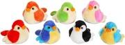 Birdies With Sound 14 Cm Lintupehmo Äänellä
