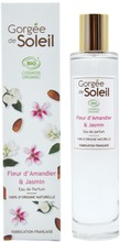 Gorgee de Soleil  Fleur de A'mandier & Jasmin Bio Eau de Parfum 50 ml 100% naturel