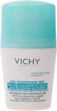 48H Anti-Perspirant Roll-On Sensitive Skin 50ml