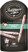 Auvernou 100G Mini Sticks Roquefort & Pähkinä