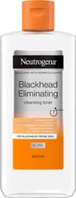 Neutrogena Blackhead Eliminating Cleansing Toner kasvovesi 200 ml