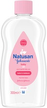 Natusan By Johnson's Baby Oil Hoitoöljy 300Ml